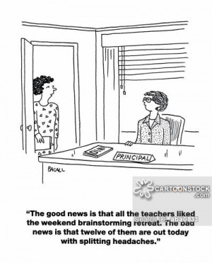 absenteeism cartoons, absenteeism cartoon, funny, absenteeism picture ...