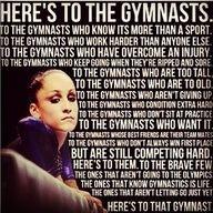 it's a gymnast thing | gymnastics #gymnastics quotes #gymnasts More