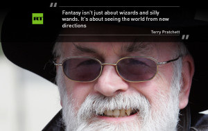 ... and so little time': Fans remember Terry Pratchett's best quotes