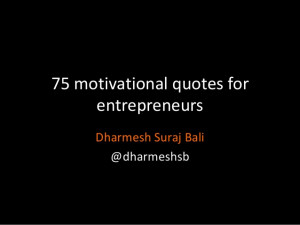 75 motivational quotes for entrepreneurs