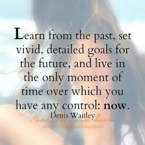 Learn from the past