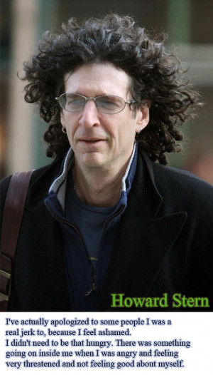 Howard Stern's Quotes