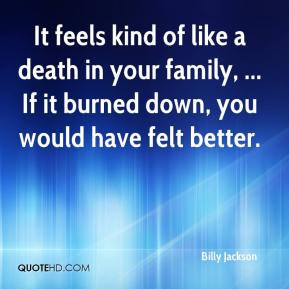 Death in the Family Quotes