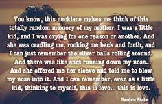 quote from Zach Braff's directorial debut Garden State #movie # ...