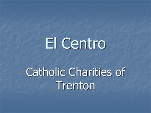 Catholic Charities Diocese Of Trenton Videos From Catholic