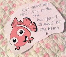 couple, cute, fish, love, nemo, other, packme, romance, sea, the