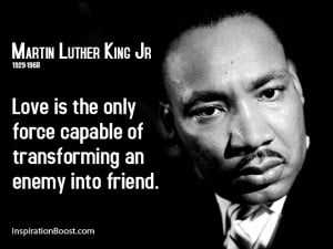 Mlk Love Quote: Top 10 Inspirational Martin Luther King Quotes,Quotes