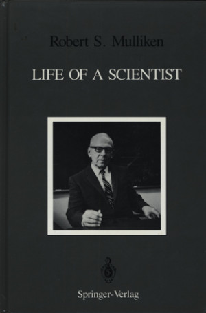 Life of a Scientist an Autobiographical Account of the Development of