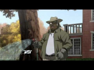 the boondocks the uncle ruckus reality show