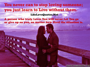 Beautiful Quotes About Love And Friendship: Real Love Always Love You ...