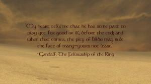 Bilbos Last Song