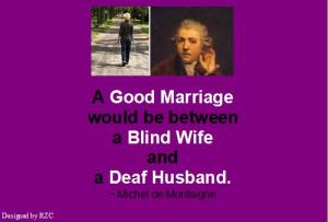 ... wife and a deaf husband