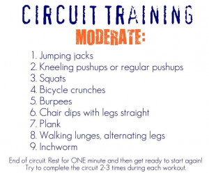 Ever After: Circuit Training Workouts~ at Home Circuit Training ...