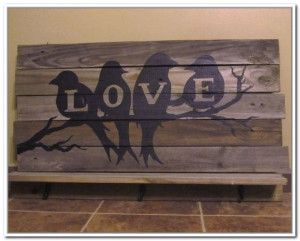Rustic Wood Signs With Quotes - General Crafts & Hobbies : Best Craft ...
