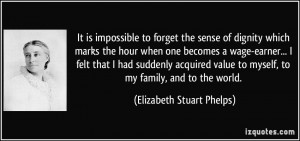 More Elizabeth Stuart Phelps Quotes