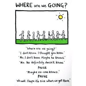 Where Are We Going?