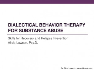 Substance Abuse and Addiction Counseling work term report ideas