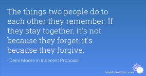 The Best Forgiveness Quotes