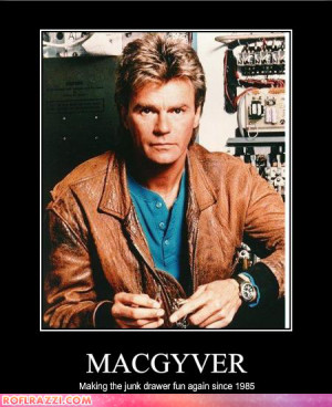 Macgyver Funny