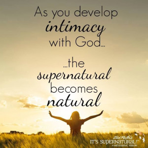 Intimacy With God Quotes Intimacy with god. via jim eng