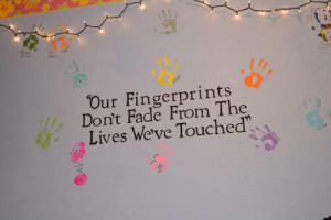 colorful, fingerprints, life, quotes,
