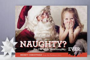 Christmas Holiday Photo Card Design #03