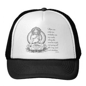 Buddhism - Buddhist - Buddha Mesh Hats