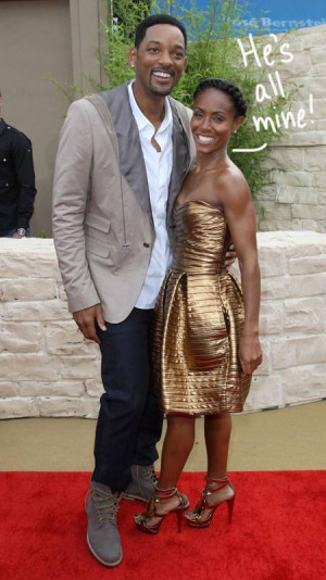 Eyes were poppin' when Jada Pinkett-Smith made a comment that made ...