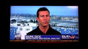 Mark Dice Fox News...