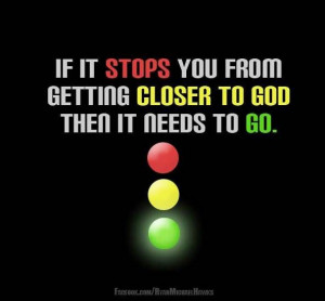 """draw us closer to God takes us away from Him."""" –Joseph B. Wirthlin ..."""