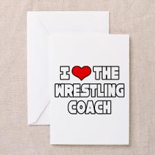 Love The Wrestling Coach