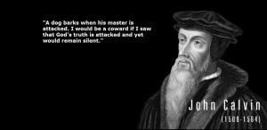 John Calvin Quotes On Predestination John calvins q
