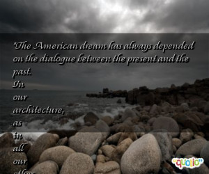 The American dream has always depended on