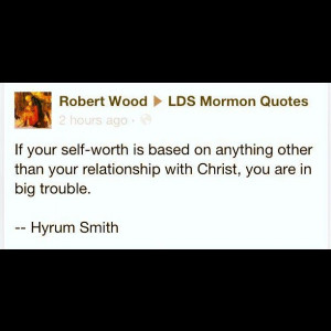 Self worth --- what's weird is ^^ Robert Wood is MY brother O_O i got ...