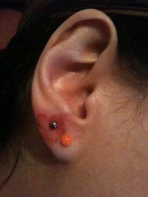 Ear Piercings Thebodyartist