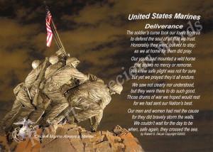 Marines+poem