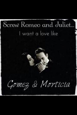 Morticia And Gomez Quo...