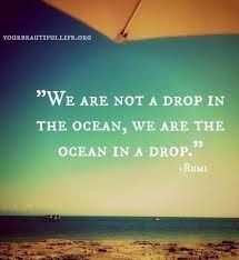 ... Massage, The Ocean, Mean Quotes, Water Drop Tattoo, Inspiration Quotes