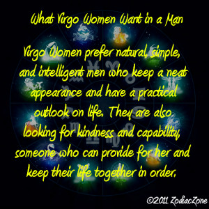 Virgo Woman Quotes