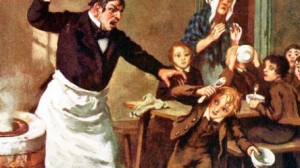 Nothing better defines young Oliver Twist than his daring request for ...