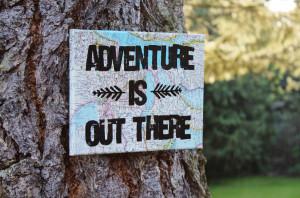Up Movie Quotes Adventure 8x10