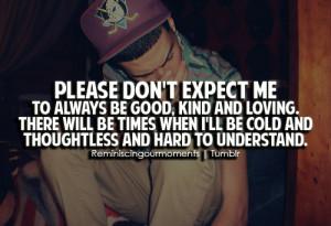 Please Love Me Quotes