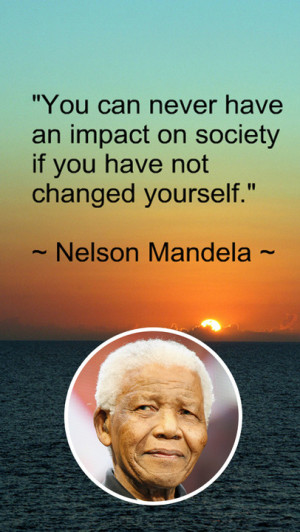 Nelson Mandela Quotes - Inspiring & Motivational Quotes Wallpaper Of ...