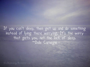Quotes for you and me ~ Worry