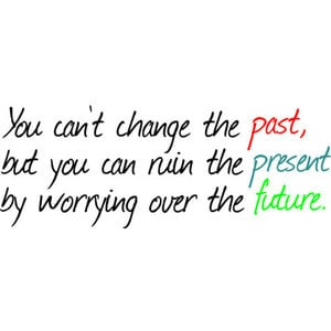 You can't change the past quote. Please use :)