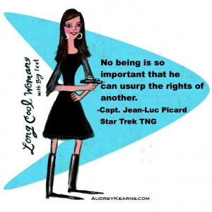 ... Captain Picard soooooo much. #startrek #picard #nextgeneration #quotes
