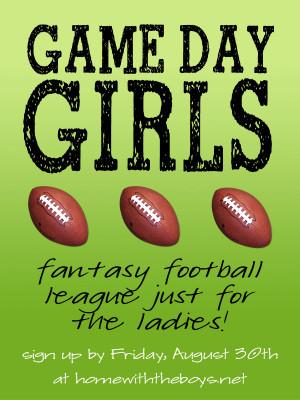 Game Day Girls