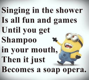 Funny Despicable Me Minions Quotes Of The Week
