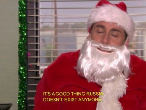 Michael scott quotes, best, famous, sayings, russia
