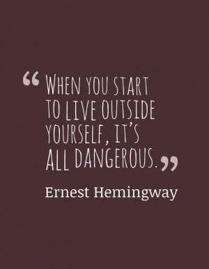 The Garden of Eden, Ernest Hemingway